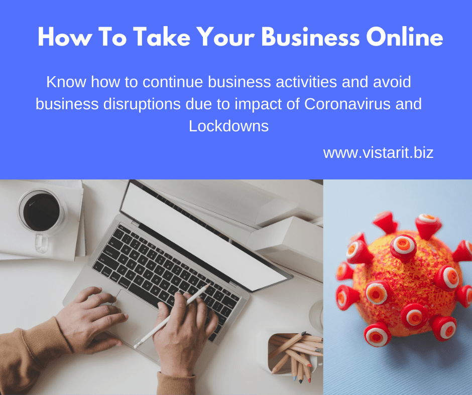 Learn How To Take Your Business Online